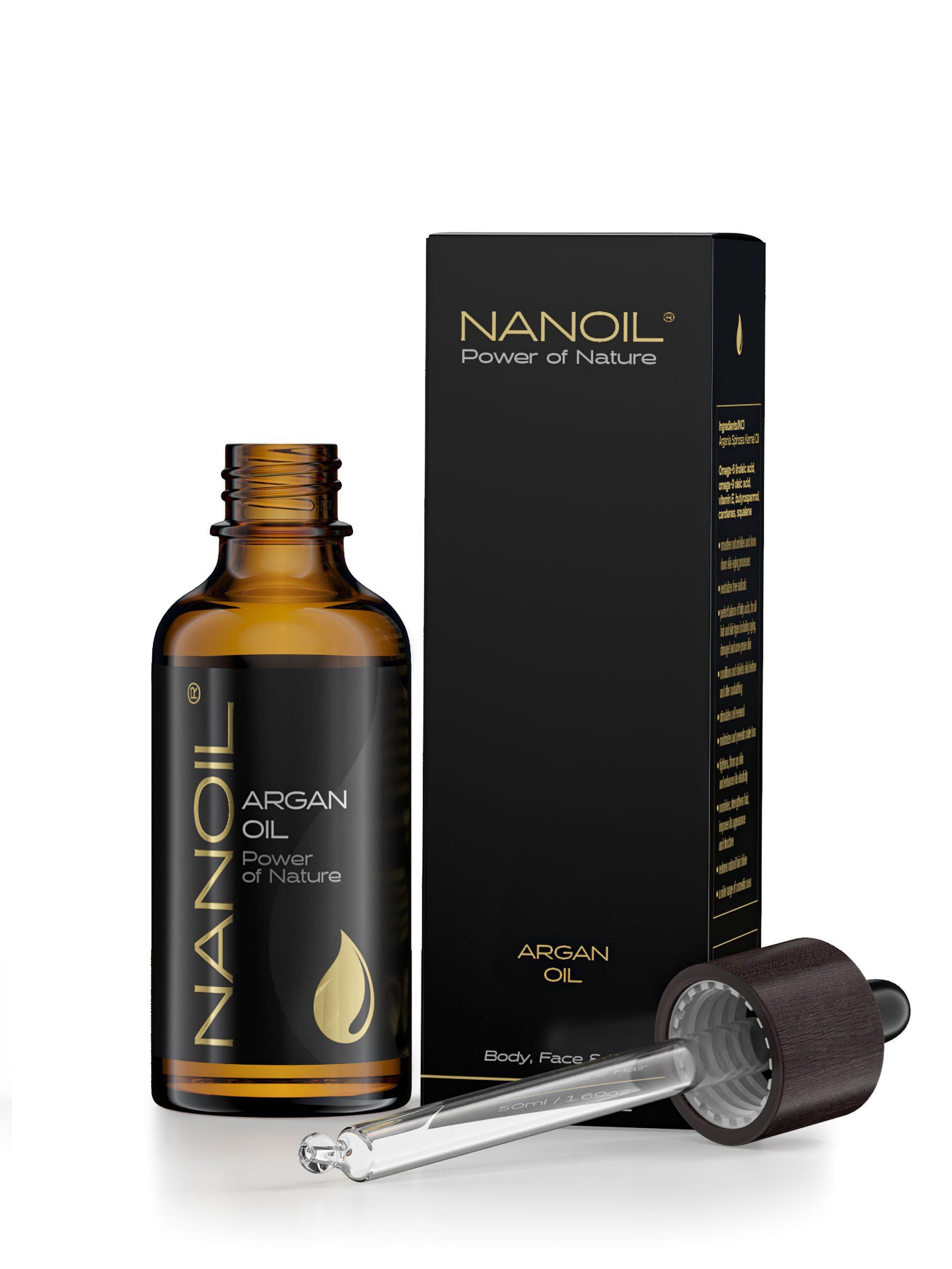 effective hair oil Nanoil